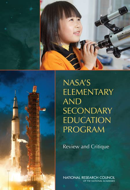 nasa s elementary and secondary education program review and critique the national academies