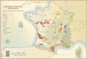 France Wine Regions Map by Fargo Somm Jean To Refine Or Unwind Sommelier Events