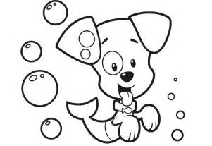 bubble guppies coloring pages bestofcoloring