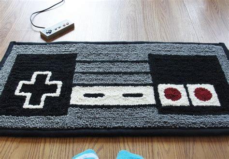 nintendo controller rug nes nintendo controller rug