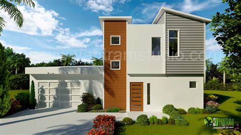 home exterior design 3d 3d exterior home design rendering and animation by