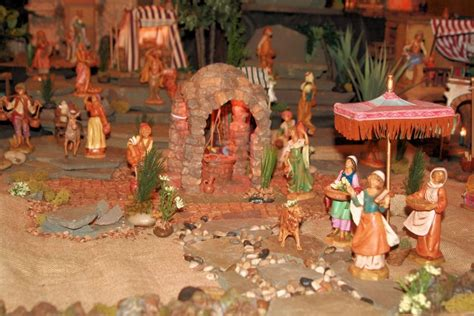 fontanini nativity tis the season to be jolly pinterest