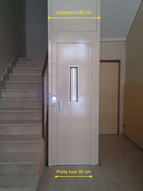 mini ascensore interno ascensore interno di dimensioni ridotte