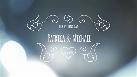 wedding templates after effects unity wedding badges pack after effects template