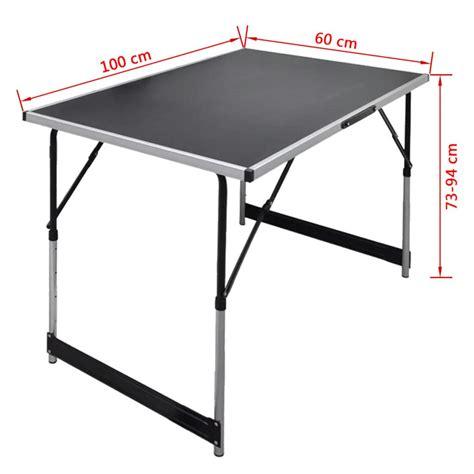 tavoli da lavoro pieghevoli articoli per 3x tavolo da lavoro pieghevole altezza