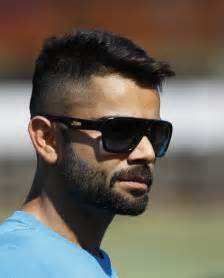 virat kohli new hair cut virat kohli seen in new hairstyle most talked player in