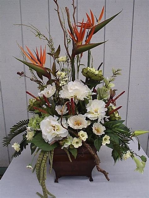 silk flower arrangements fake flower bouquets shop 24 best images about home interior board on pinterest