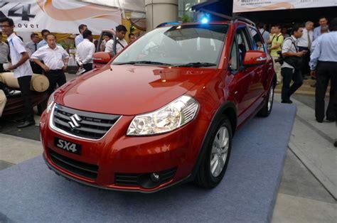 Suzuki Sx4 Price Malaysia 2013 Suzuki Sx4 Malaysia 1 Images Refreshed Suzuki Sx4