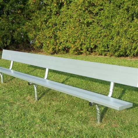 aluminum benches outdoor outdoor benches aluminum seating fixed portable