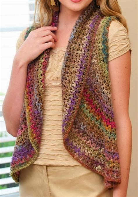 free pattern vest crochet 32 free crochet vest patterns for beginners patterns hub