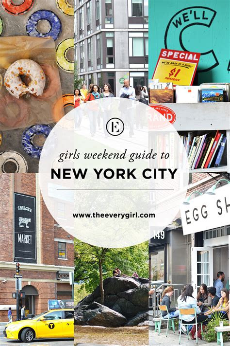 new york a guide the everygirl s weekend city guide to new york city the everygirl