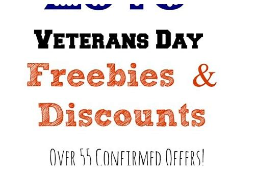 veterans day freebies lubbock