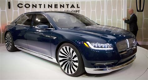 lincoln 2015 car lincoln showcases its typical quot continental concept 2015