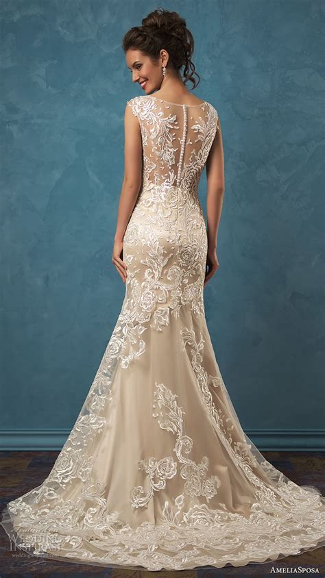 Best 25  Sheath wedding gown ideas on Pinterest   Halter