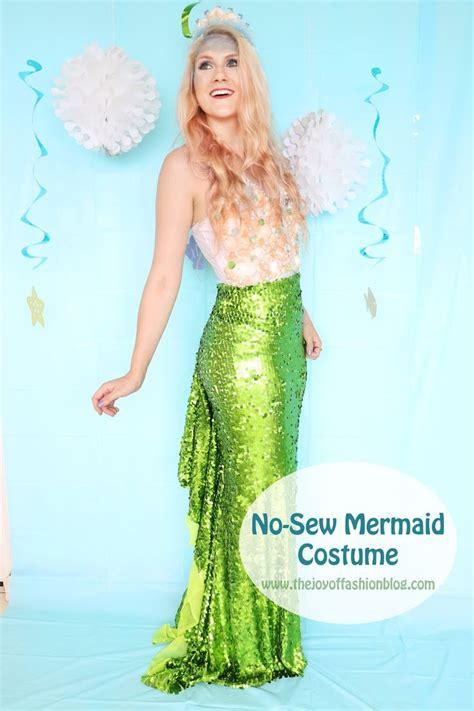 Handmade Mermaid Costume - 17 best ideas about mermaid costumes on