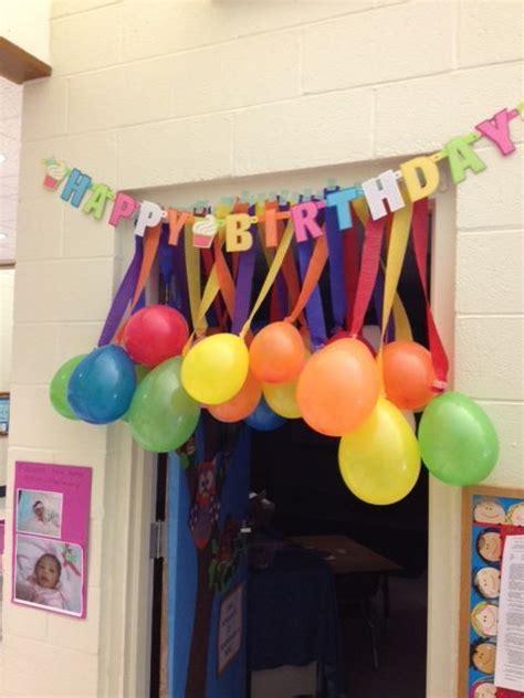 happy birthday room design 17 mejores ideas sobre cumplea 241 os en pinterest