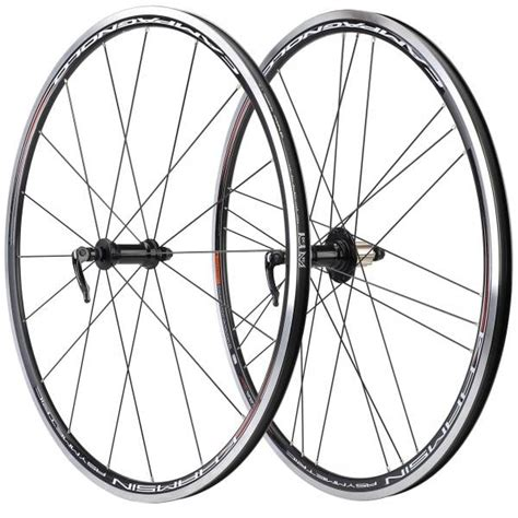 Compagnolo Khamsin Asymmetric G3 cagnolo khamsin asymetric g3 clincher wheelset probikeshop