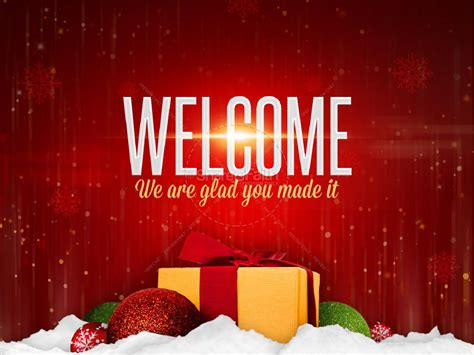 Merry Christmas Happy New Year Ministry Powerpoint Merry Powerpoint