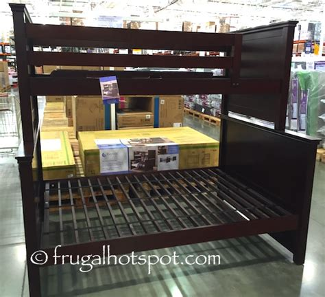 costco bunk bed costco sale bayside furnishings bunk bed