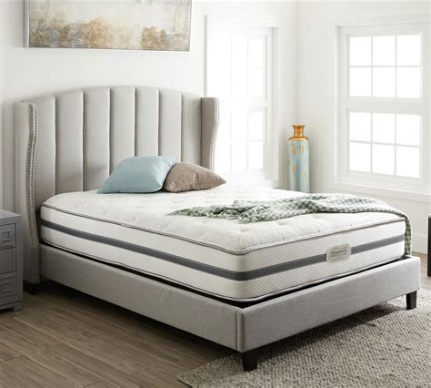 recharge signature select ashaway 11 quot plush mattress