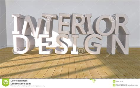 design photo text interior design stock photo image 35814570