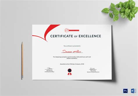 Certificate Template 45 Free Printable Word Excel Pdf Psd Google Drive Format Download Drive Certificate Of Template