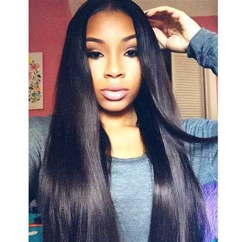 middle parting weave hairstyles http soeffingxtraordinary tumblr com beautiful hair