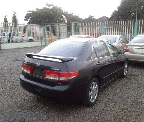 2003 honda accord forum sold 2 units of 2003 2004 honda accord ex wt navigation autos 1 nigeria