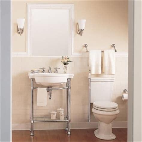 american standard 0282 retrospect 27quot bathroom console