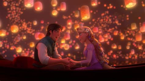 Flynn And Rapunzel Images I See The Light Where Can I See Lights