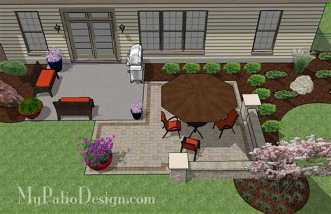 Diy backyard patio small patio designs download patio plans