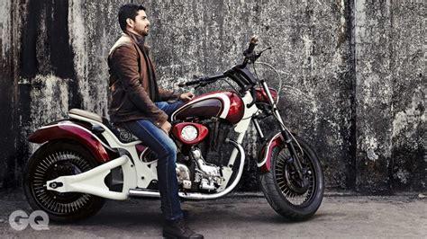 Modification Bikes In India by Best Modified Bikes In India Rajputana Custom Gq India