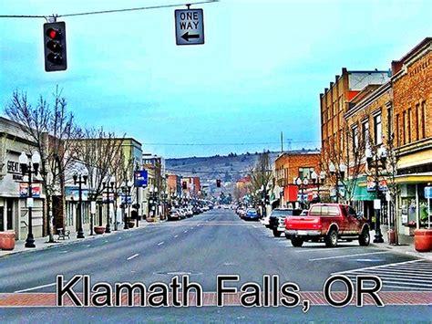 Klamath Falls Arrest Records Downtown Klamath Falls Oregon Pictures To Pin On Pinsdaddy