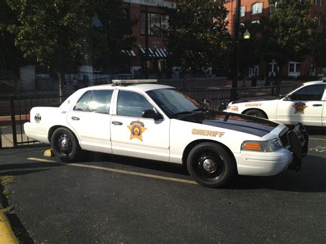Elder Ford by The Patch Collector Cop Car