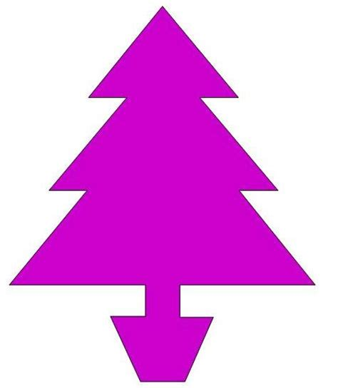 28 best large christmas tree stencil free tree