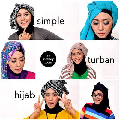 tutorial hijab untuk anak sd ini vindy yang ajaib my signature hijab berbagi