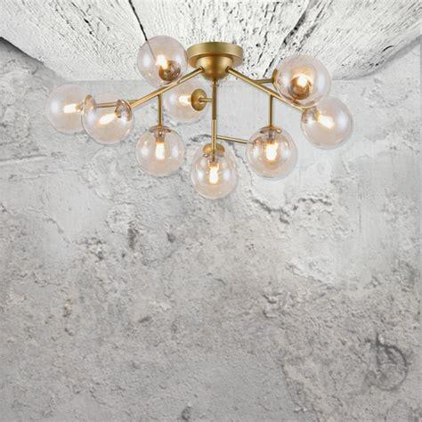 globe flush mount light 12 globe flush mount ceiling lights cl 35351 e2 contract