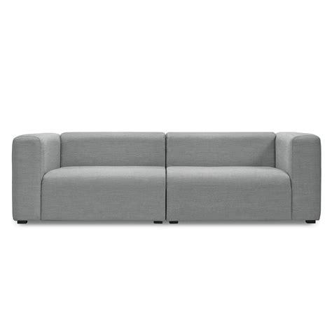 hay mags sofa mags sofa 2 5 sitzer hay connox