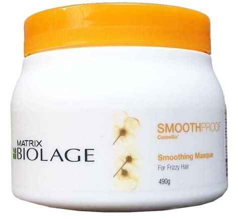 Harga Matrix Smoothing Rambut jual matrix biolage hair mask masker rambut smoothing