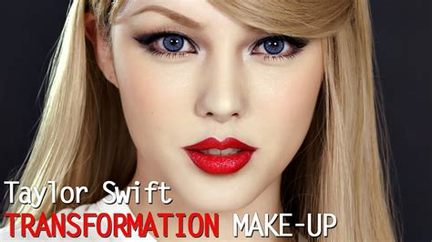 make up transformation make up with subs 테일러 스위프트