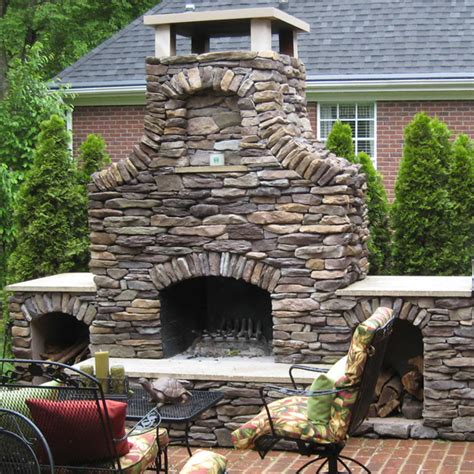 outdoor fireplace grill a custom outdoor fireplace by select family leisure