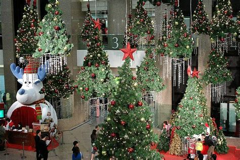 times square christmas tree 2017 hong kong events