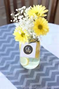 yellow decorations 31 baby shower decorating ideas with gray yellow theme