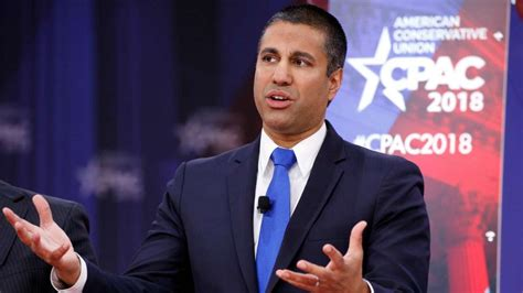 ajit pai live stream nra honours us fcc boss ajit pai with rifle for repealing