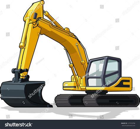 Machine Truck Construction Limited construction machine bulldozer cement truck haul stock vector 127576796