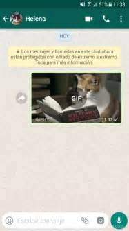 whatsapp basic tutorial c 243 mo enviar un gif animado por whatsapp