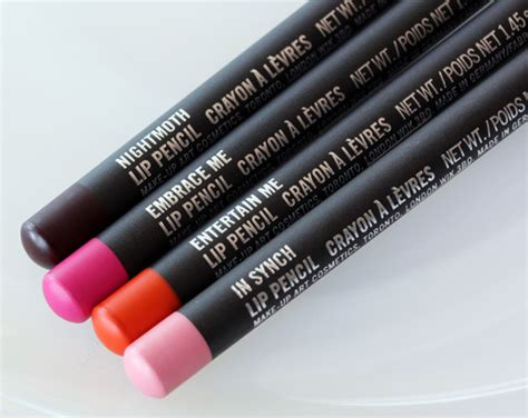 Pensil Alis Mac Serut Lip Liner Eyeliner Pencil Limited lip pencil via image 2128082 by taraa on favim