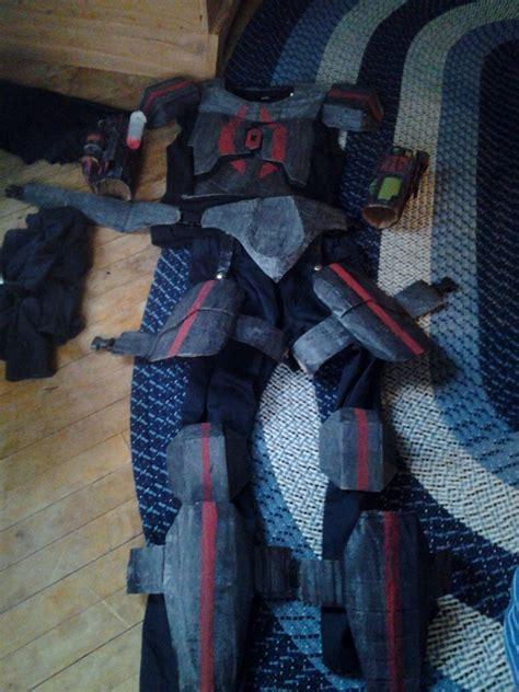 Handmade Armor - custom mandalorian armour creative content the