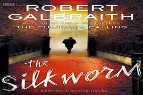 The Silkworm Robert Galbraith 1 robert galbraith s novel the silkworm to be released in june news18