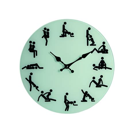 kamasutras 2015 con imagenes reloj de pared kamasutra atrevido reloj 12 posturas